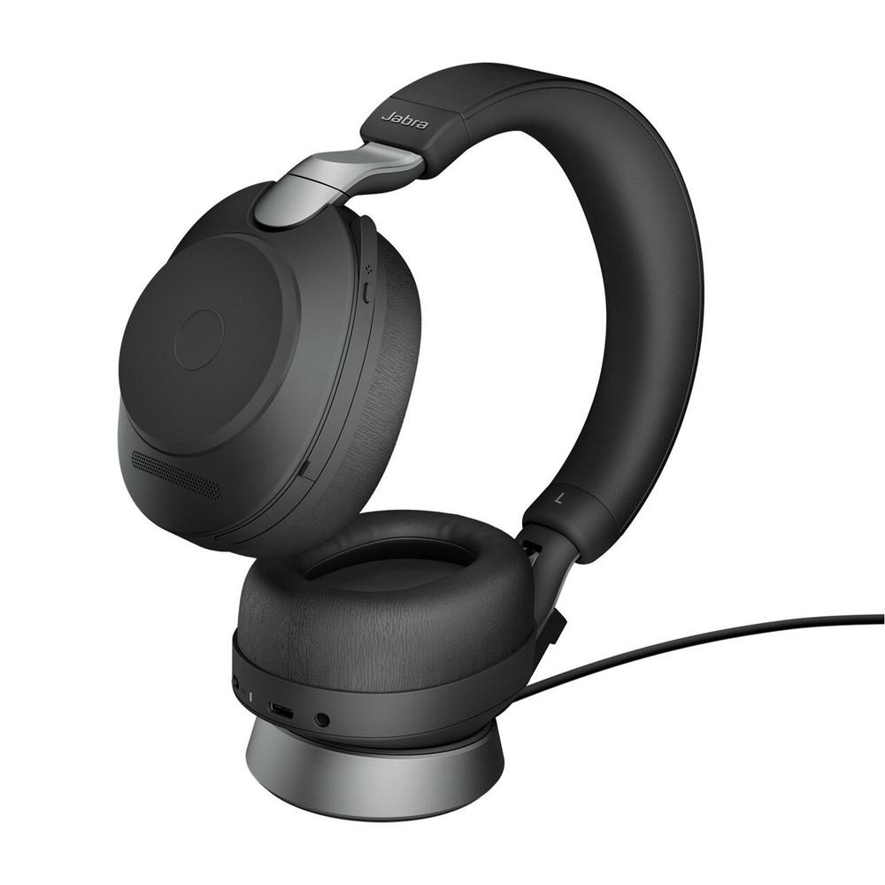 Jabra Evolve2 85 Charging Stand, USB-A (Black)