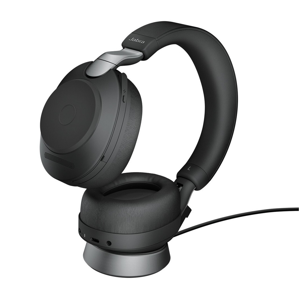 Jabra Evolve2 85 Charging Stand, USB-C (Black)
