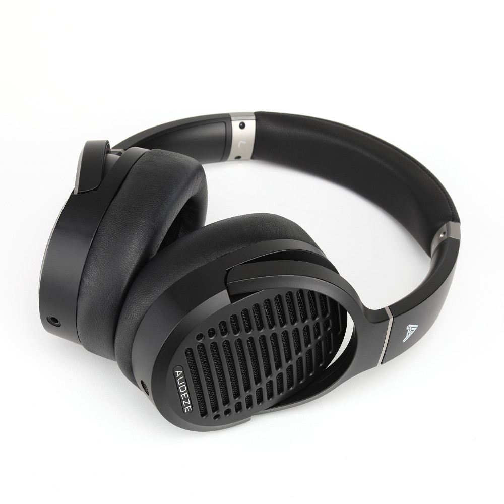 Audeze LCD-1 Planar Magnetic Foldable Over-Ear Headphones, Open-Back