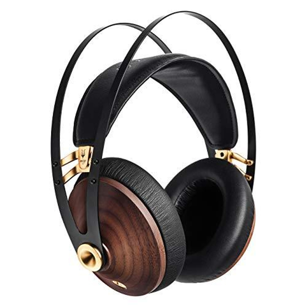 Meze Audio 99 Classics Over-Ear Headphones (Walnut Gold)