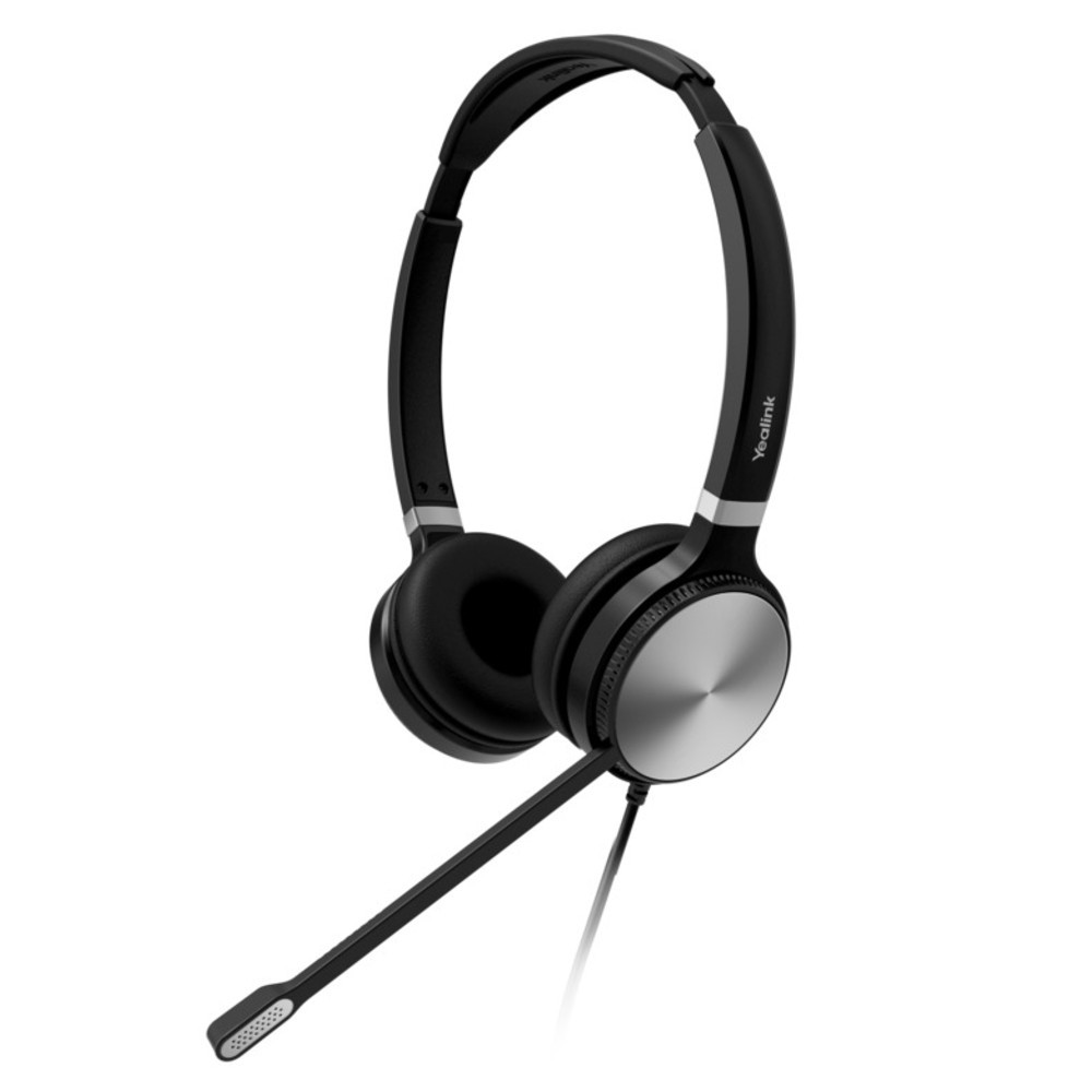 Yealink WH62 Stereo USB Headset, USB-A, 3.5mm