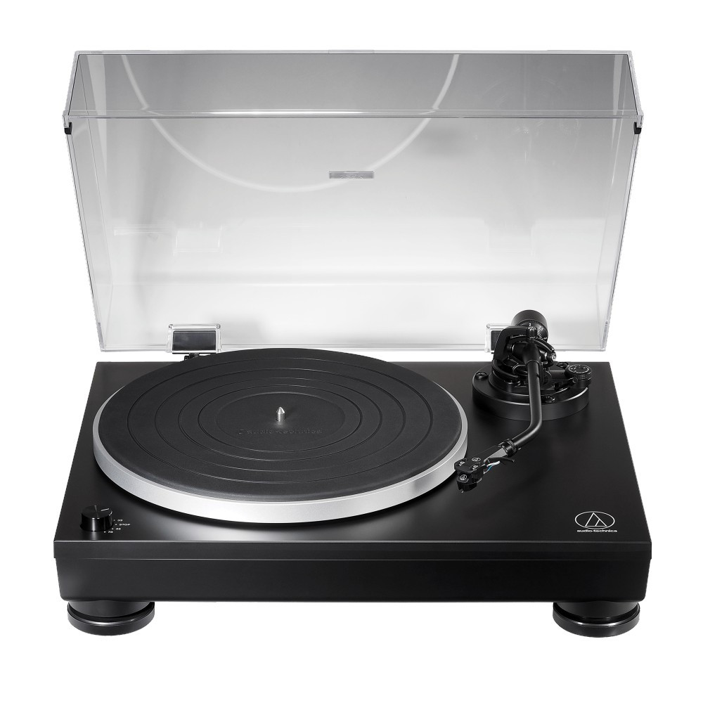 Audio-Technica AT-LP5x Fully Manual Direct Drive Turntable (Black)