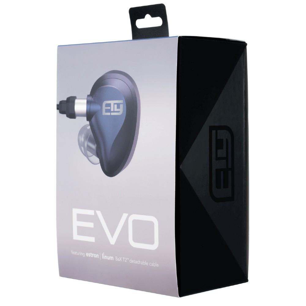 Etymotic Evo Multi Driver Triple Balanced Armature Driver In-Ear Monitors