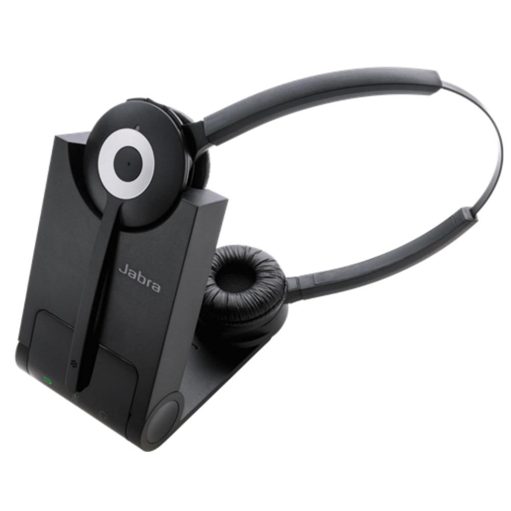 Jabra Pro 9400 and Pro 900 Leatherette Ear Cushions, 5 Pairs, 10 Pcs (Black)