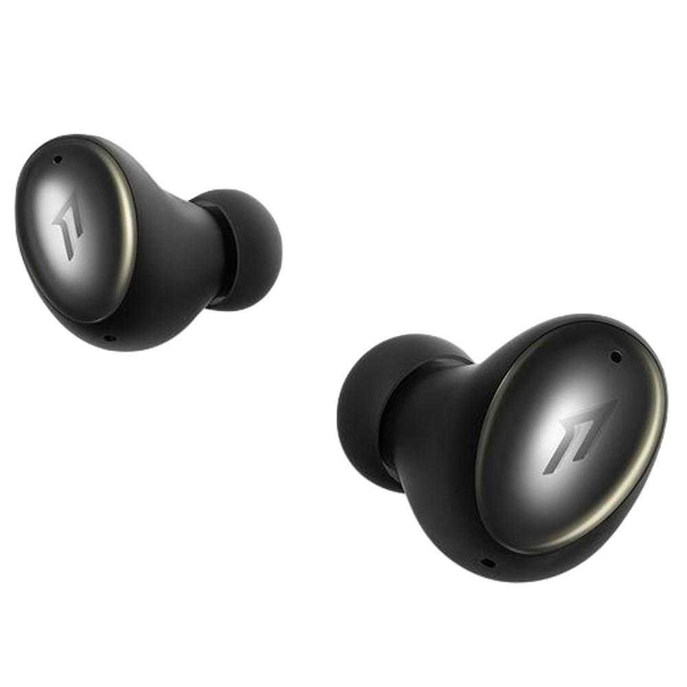 1MORE ColorBuds 2 ANC True Wireless In-Ear Earbuds With Charging Case (Black)