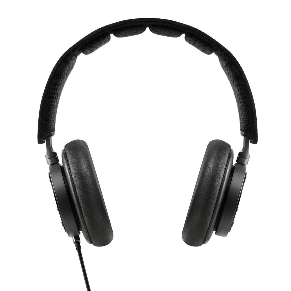 B&O PLAY by Bang & Olufsen BeoPlay H6 Premium Over-Ear Headphones (Black)