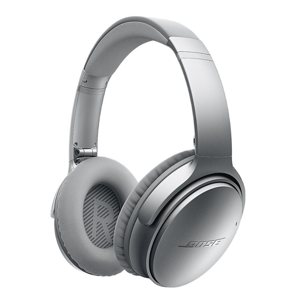 4897cf24822 Bose QC 35 Wireless Headphones (Silver) | Bose Singapore | Headphones SG