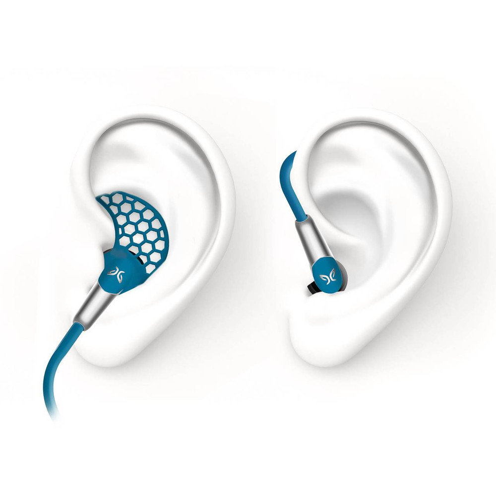 JayBird Freedom In-Ear Wireless Sports Headphones (Ocean)