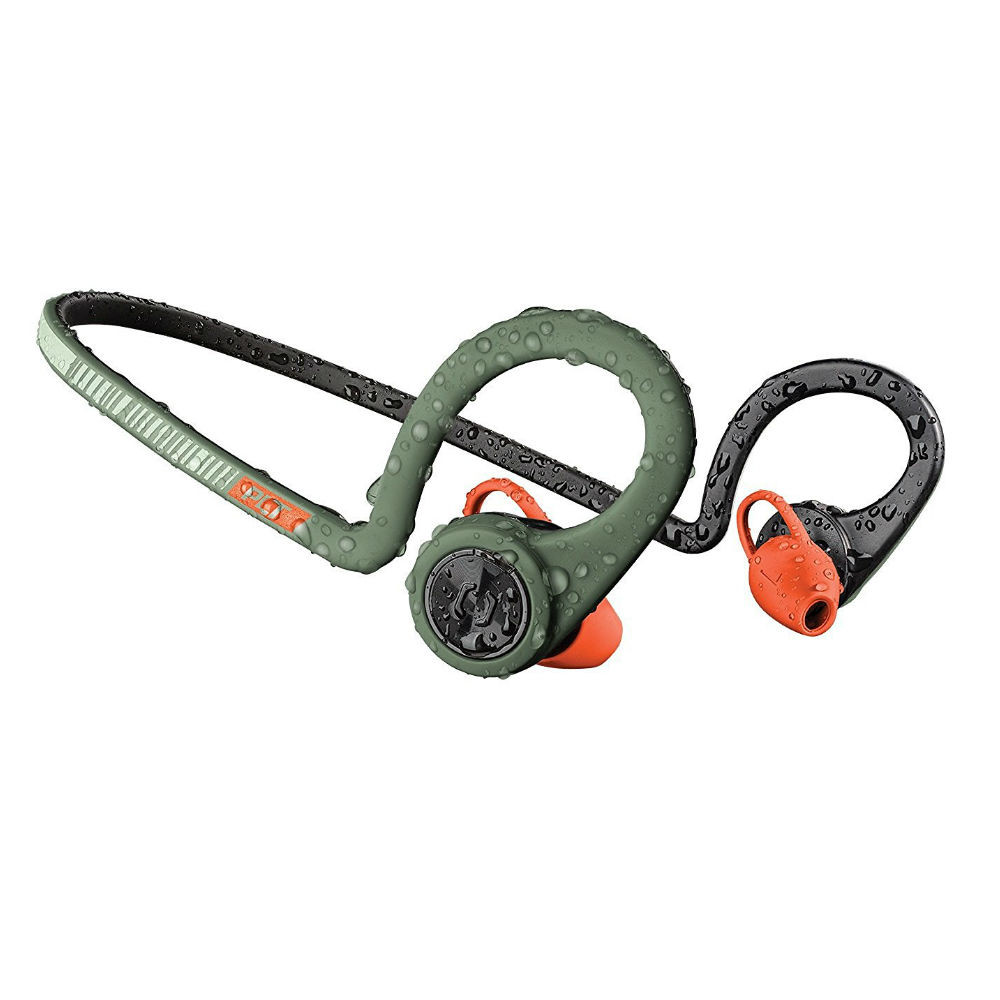 Plantronics BackBeat Fit Wireless Sport Headphones (Stealth Green)