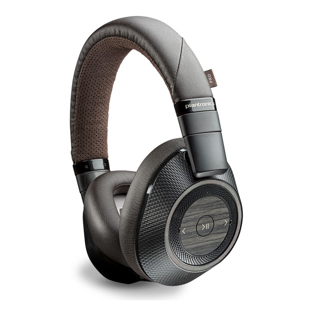 Plantronics BackBeat Pro 2 Wireless Noise Cancelling Headphones (Black/Tan)