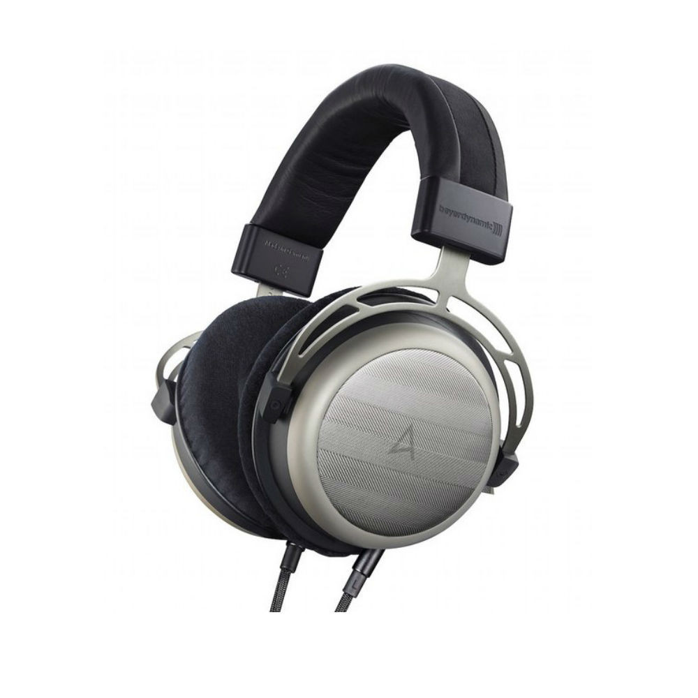 Astell & Kern iRiver AK T1p Balanced Semi-Open Back Stereo Headphones