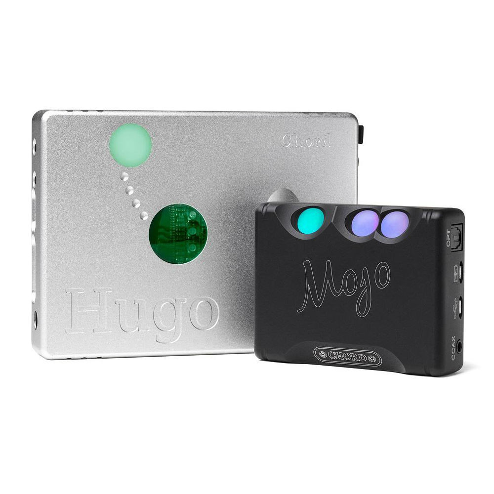 Chord Mojo Portable DAC & Headphone Amplifier