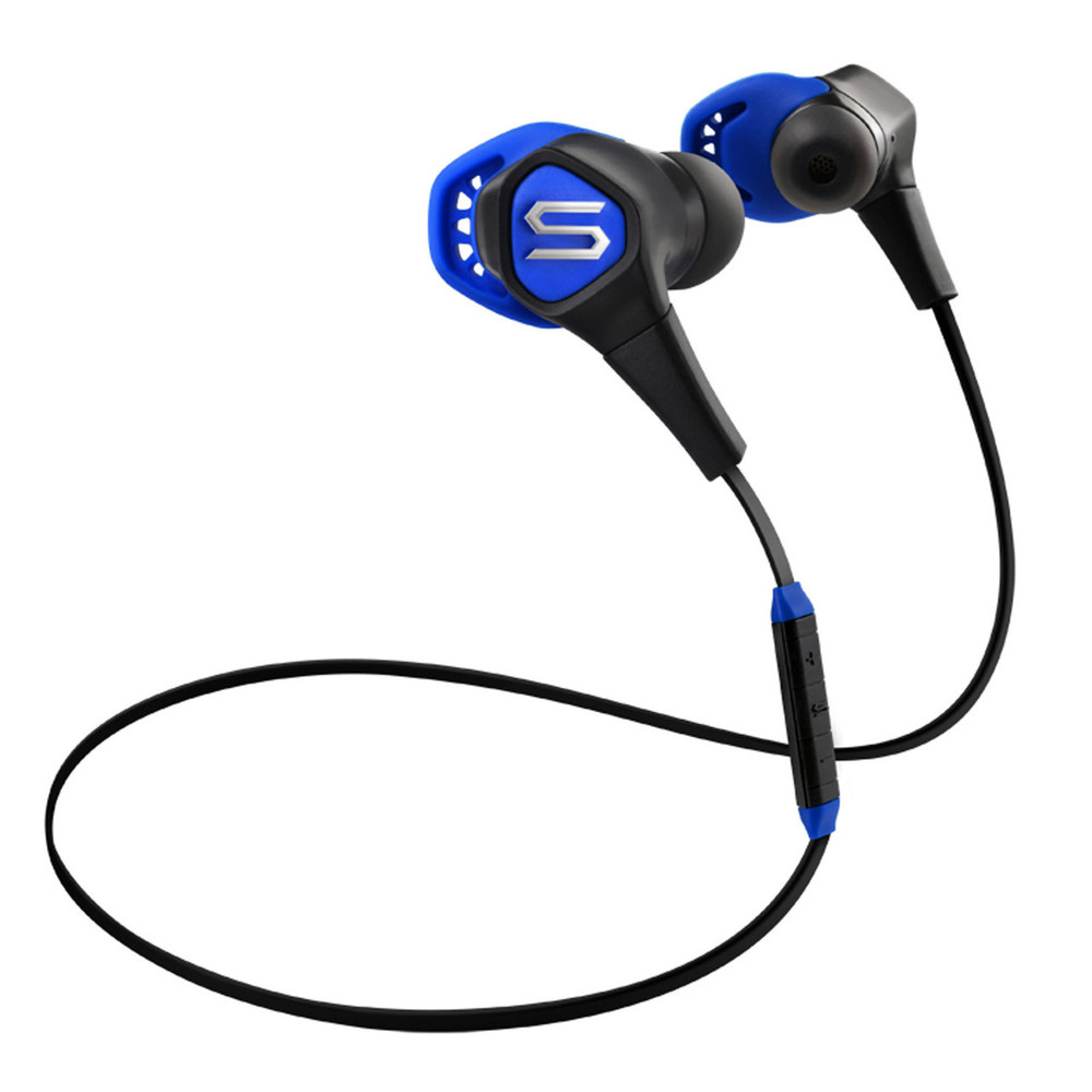 SOUL Run Free Pro Wireless Active Earphones (Blue)