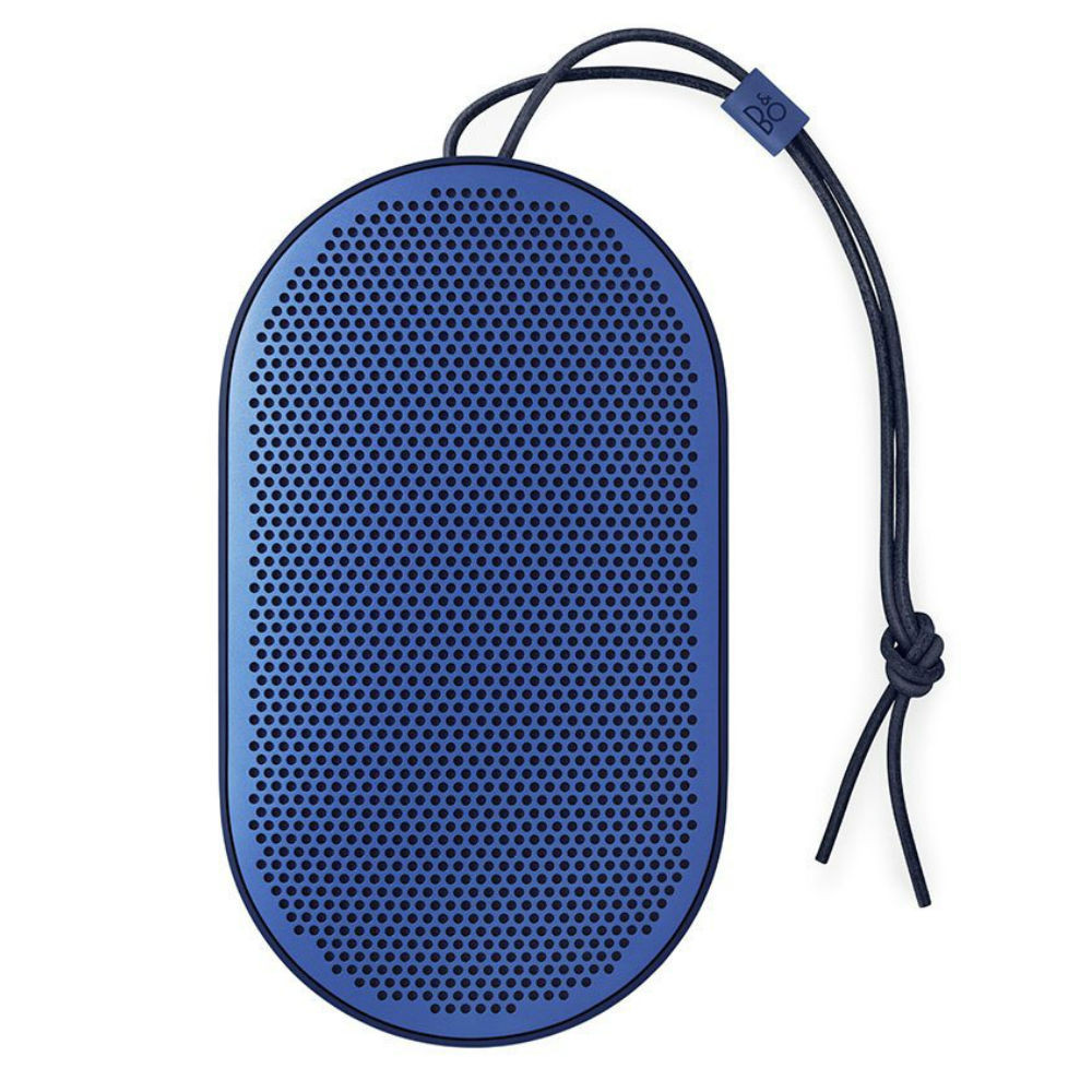 Bang & Olufsen BeoPlay P2 Bluetooth Speaker (Royal Blue)