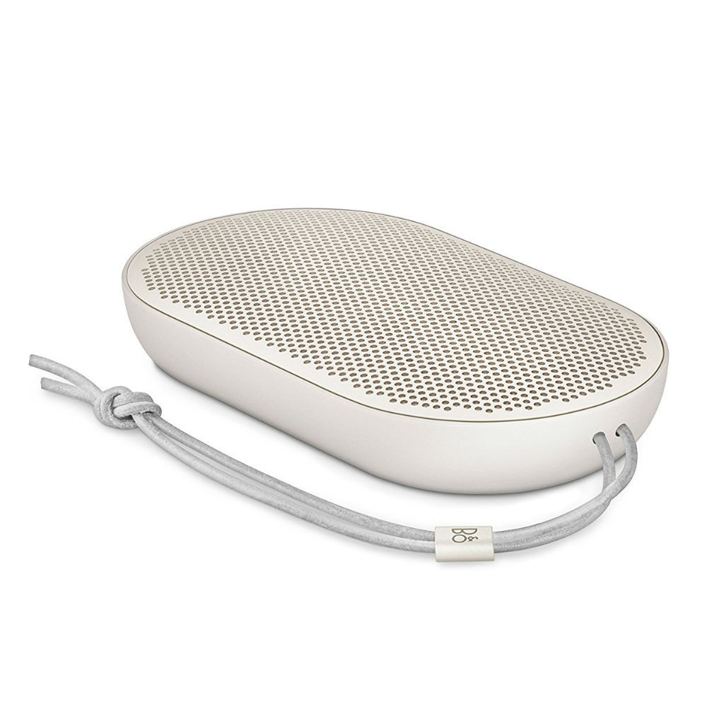Bang & Olufsen BeoPlay P2 Bluetooth Speaker (Sand Stone)