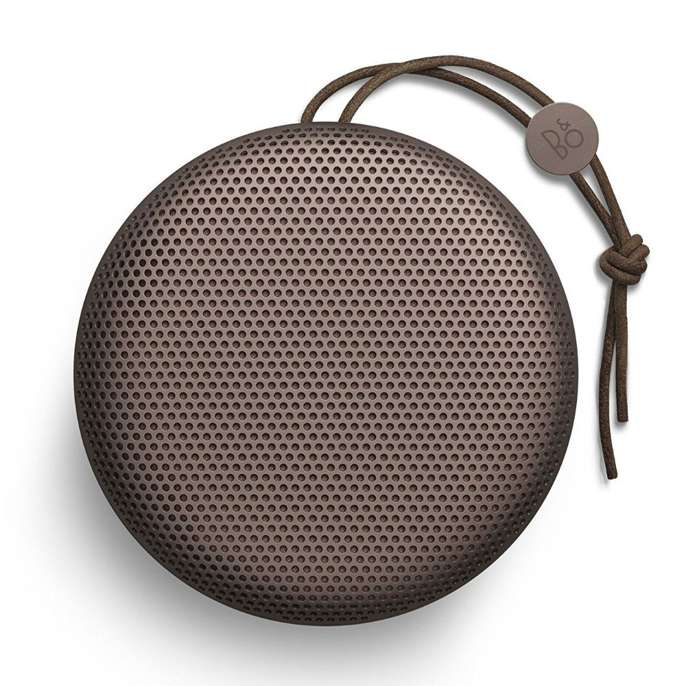 B&O PLAY BeoPlay A1 Portable Bluetooth Speaker (Deep Red)