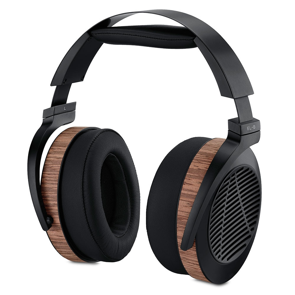 Audeze EL-8 Open-Back Over-Ear Headphones (Black)