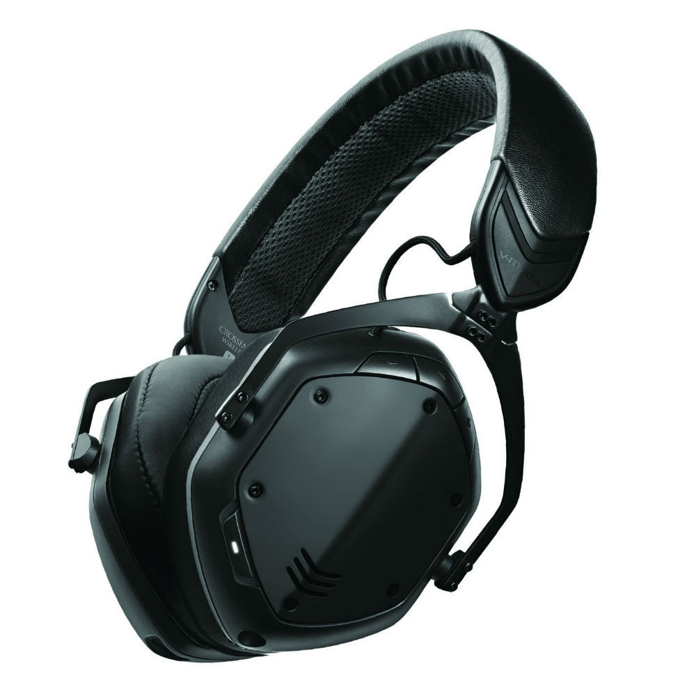 V-MODA Crossfade 2 Wireless Over-Ear Headphones (Matte Black)