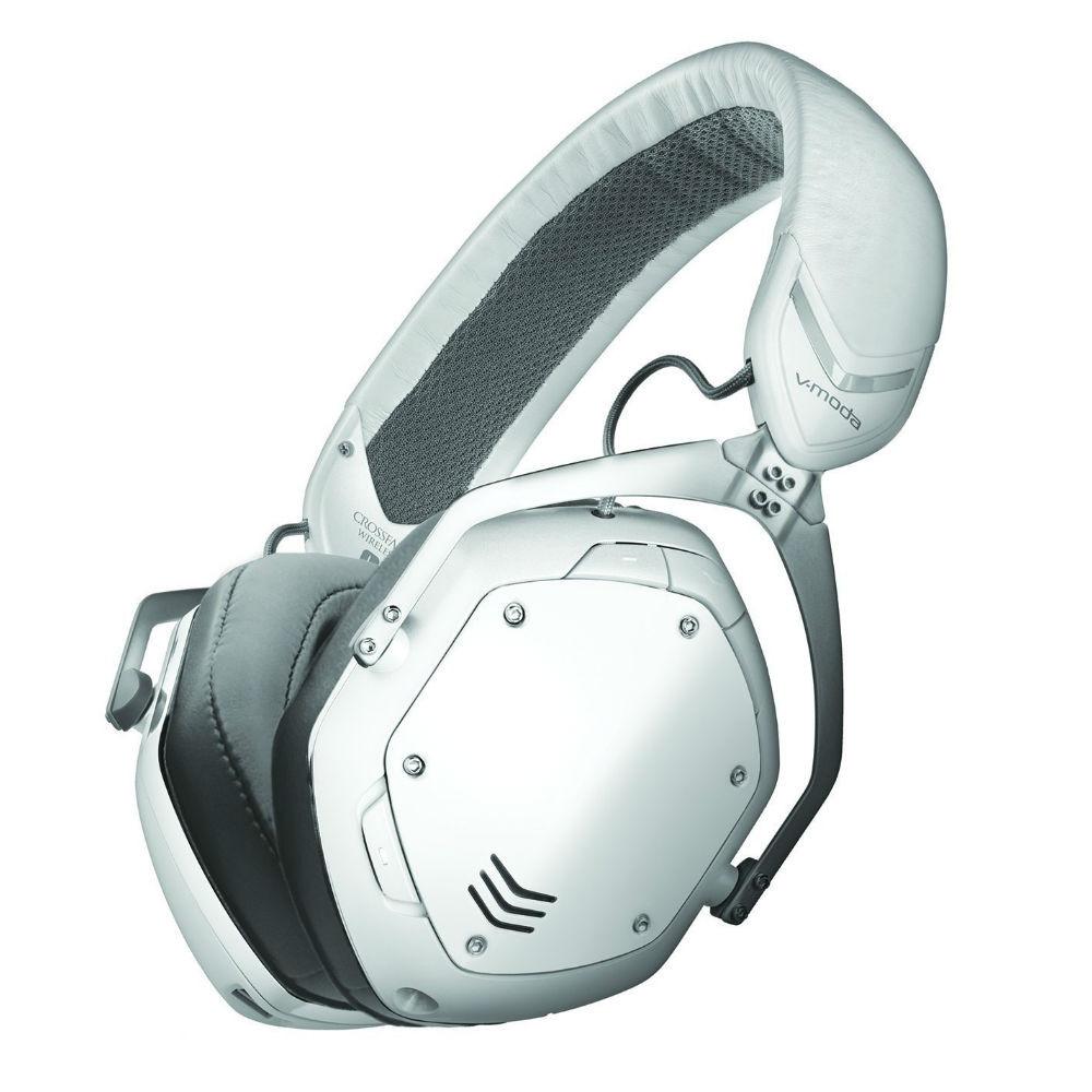V-MODA Crossfade 2 Wireless Over-Ear Headphones (Matte White)