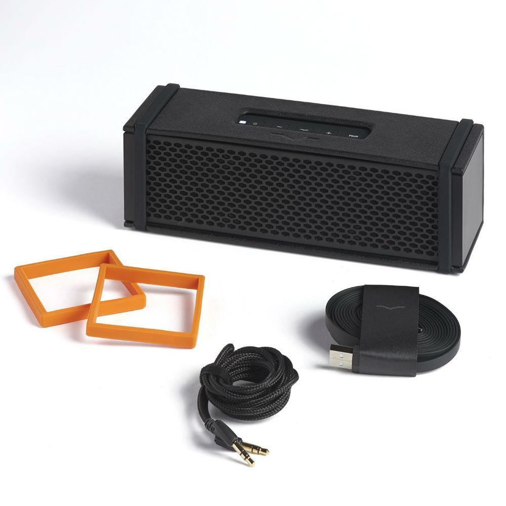 V-MODA Remix Portable Bluetooth Speaker (Black)