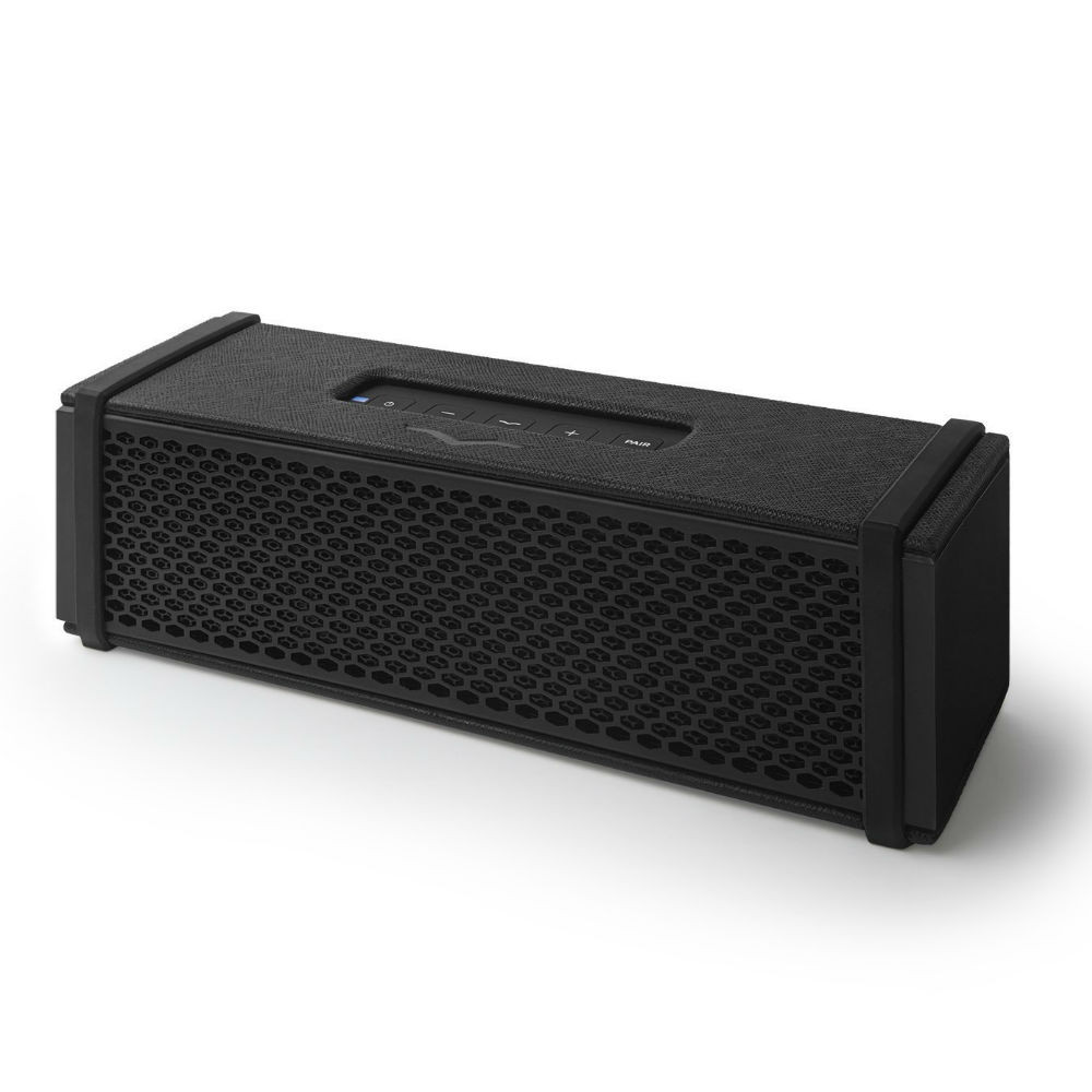 V-MODA Remix Portable Bluetooth Speaker (Black)