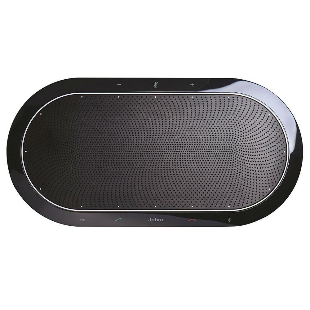 Jabra Speak 810 MS Wireless HD Conference Speakerphone, USB-A, 3.5mm