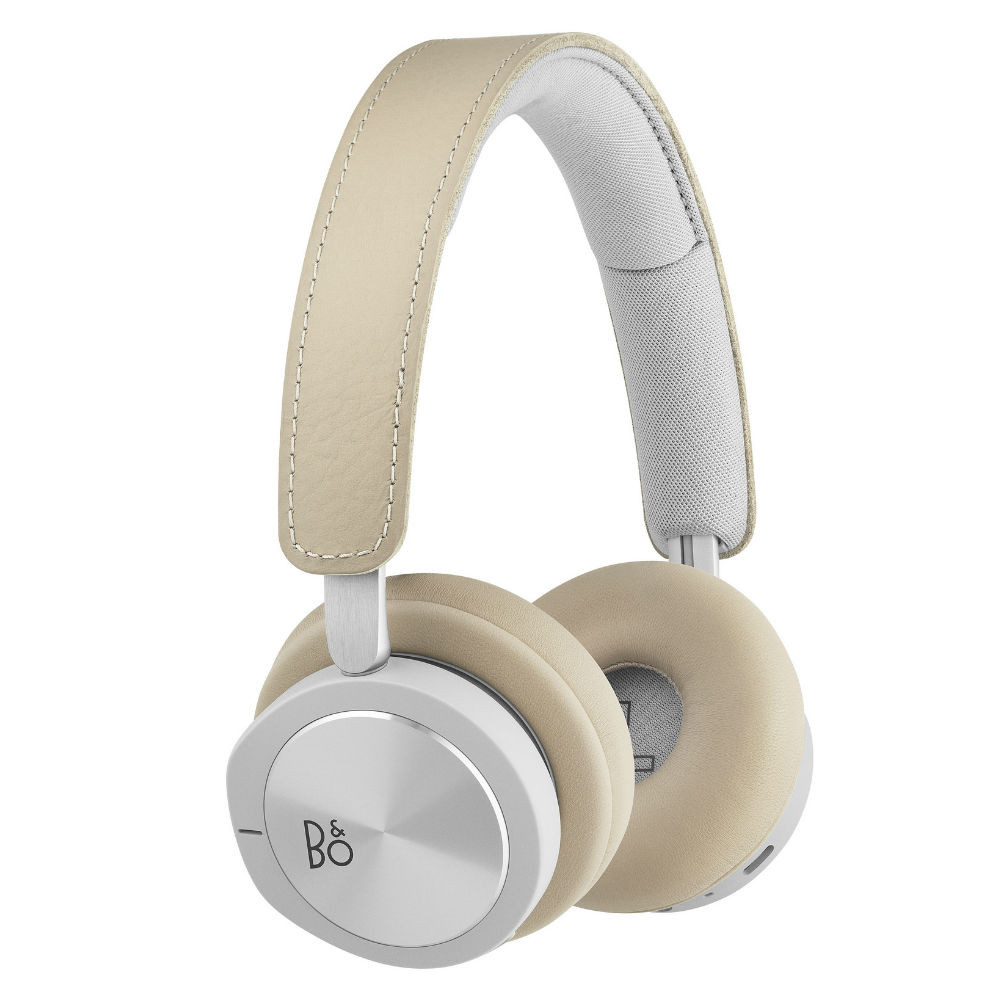 Bang & Olufsen BeoPlay H8i Wireless Noise Cancelling Headphones (Natural)