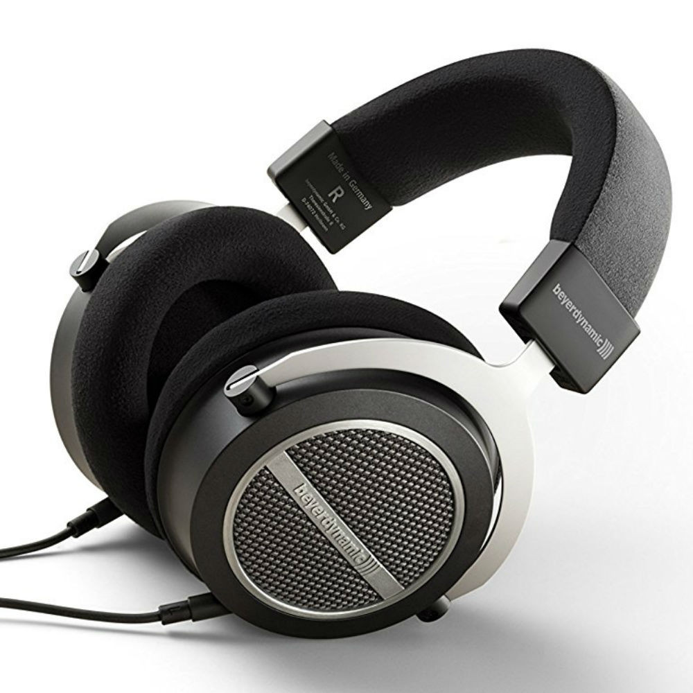 Beyerdynamic Amiron Home Tesla High-End Stereo Headphones (Black)
