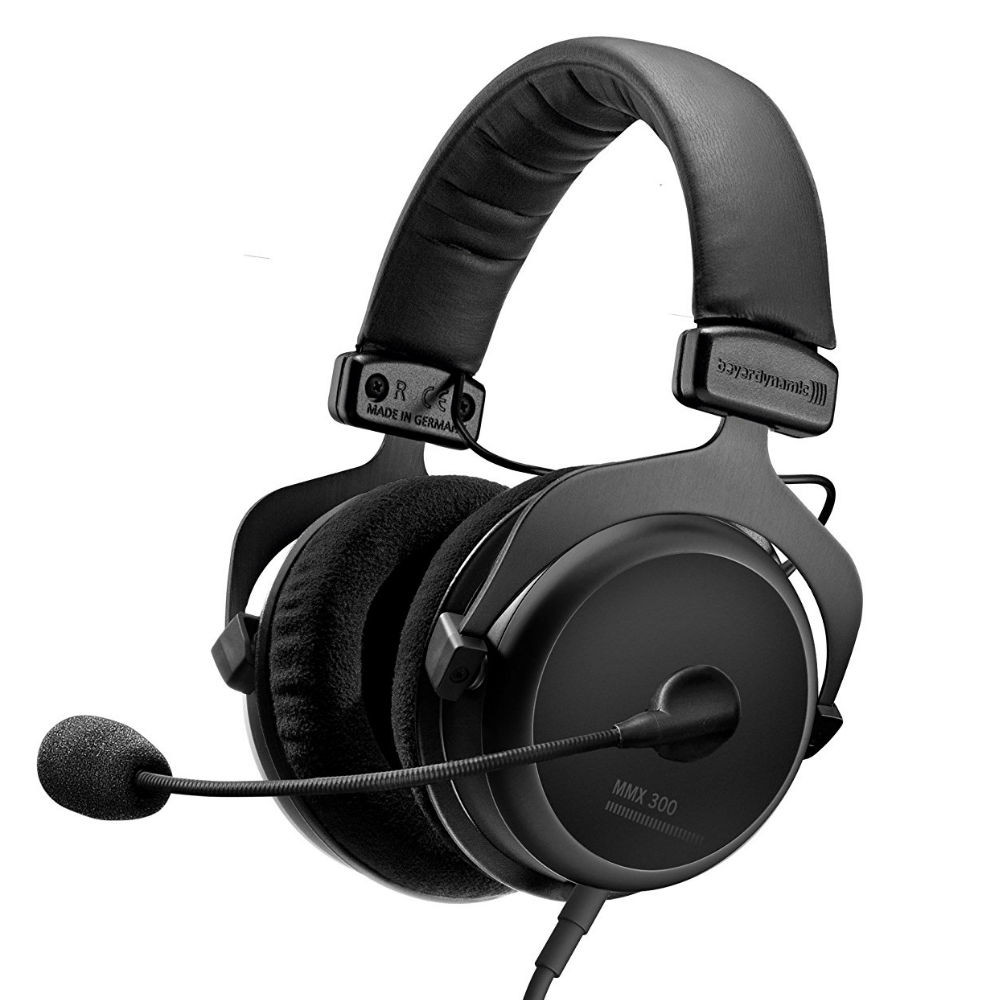 Beyerdynamic MMX 300 2nd Generation Noise Cancelling Headphones (Black)