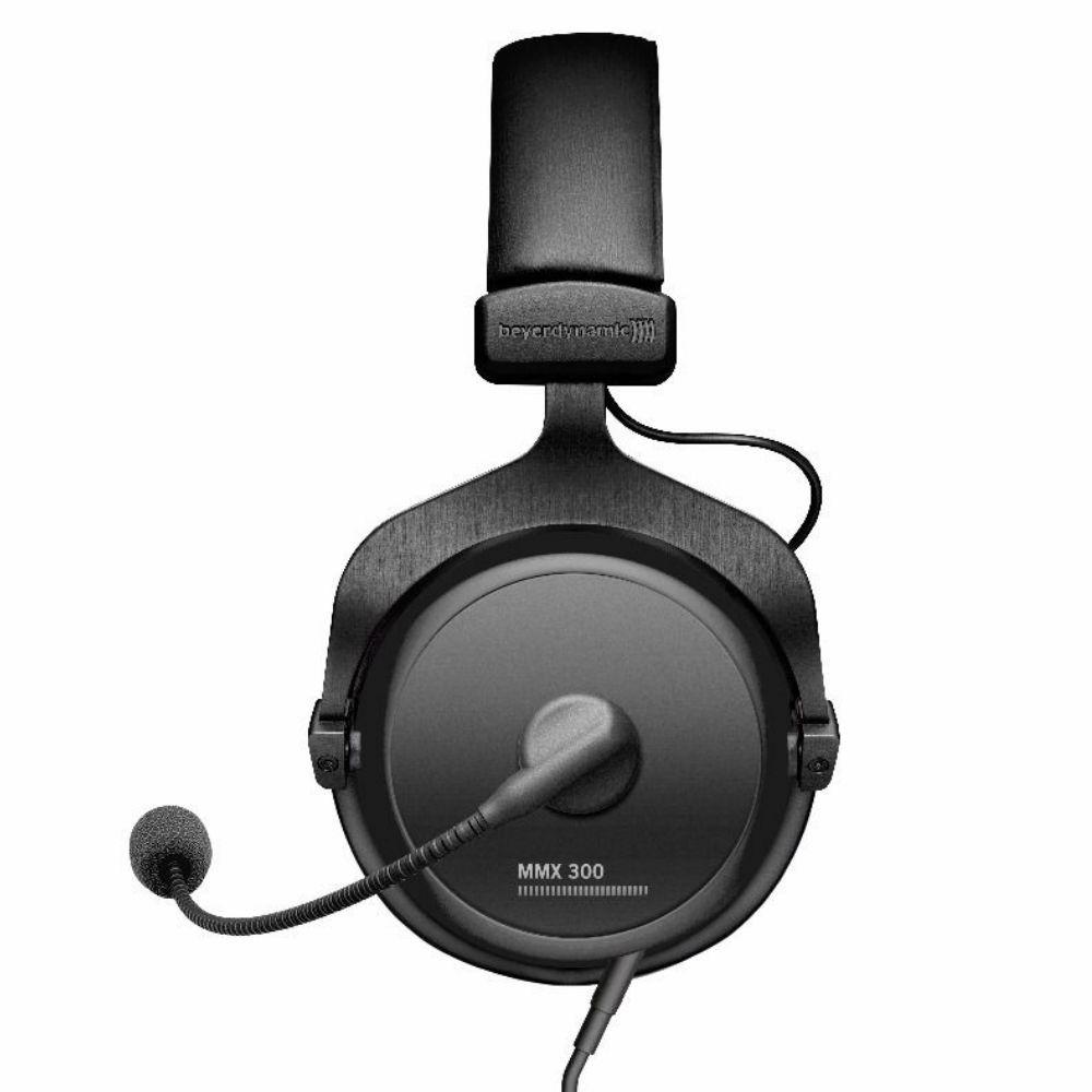 Beyerdynamic MMX 300 2nd Generation Noise Cancelling Headphones (Black)