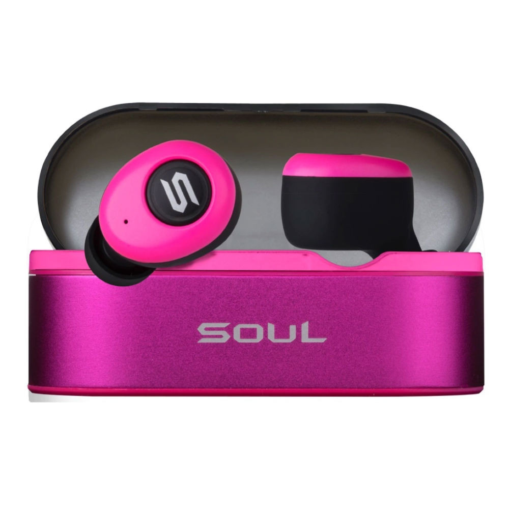 SOUL ST-XS True Wireless Earbuds (Pink)