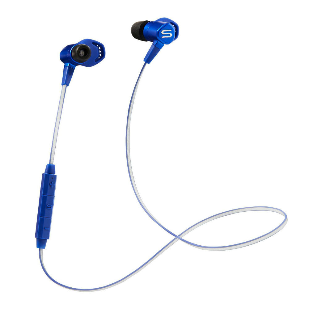 SOUL Run Free Pro HD Wireless Sports Earphones (Blue)