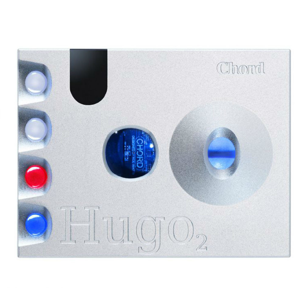 Chord Hugo 2 Portable DAC & Headphone Amplifier