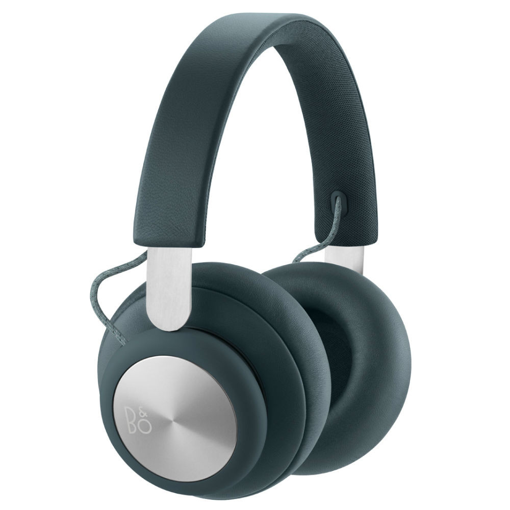 Bang & Olufsen BeoPlay H4 Wireless Over Ear Headphones (Blue Steel)