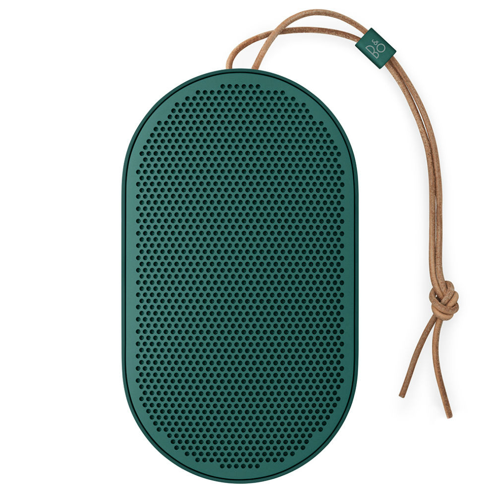 Bang & Olufsen BeoPlay P2 Bluetooth Speaker (Teal)