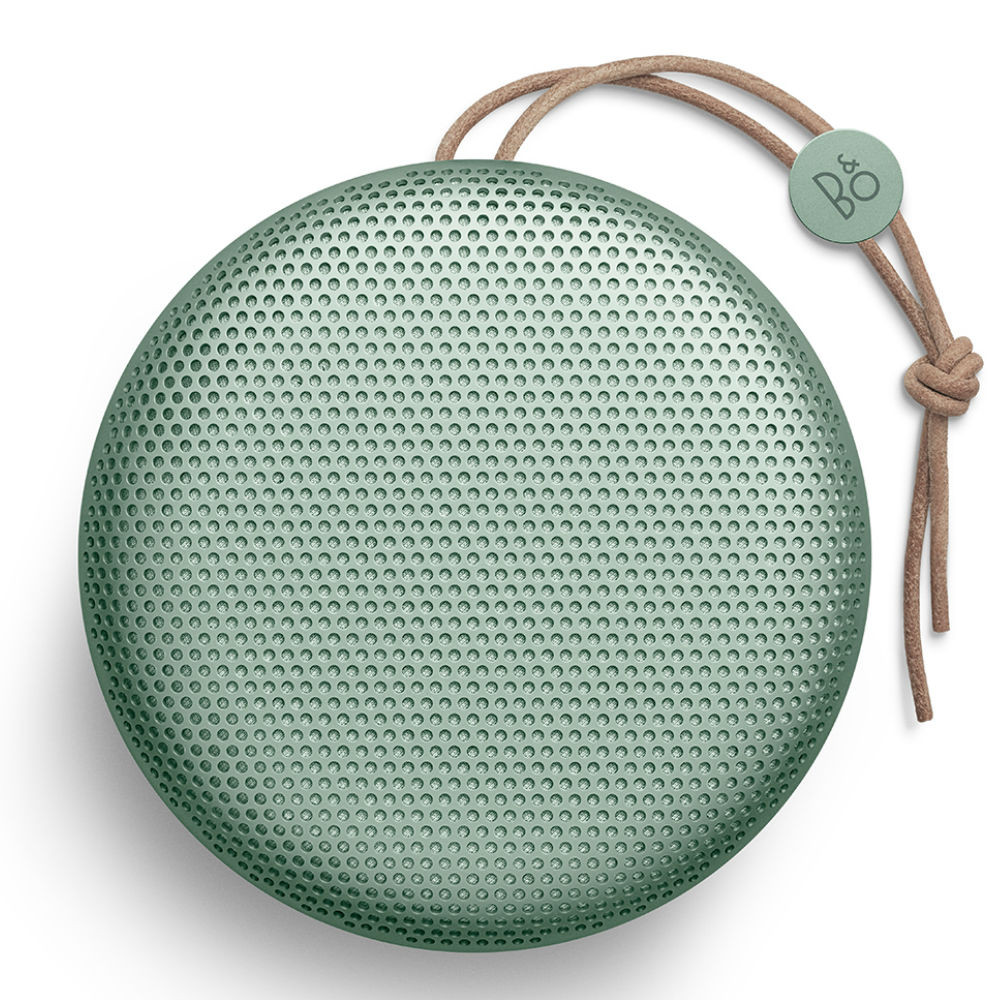 Bang & Olufsen BeoPlay A1 Portable Bluetooth Speaker (Aloe)