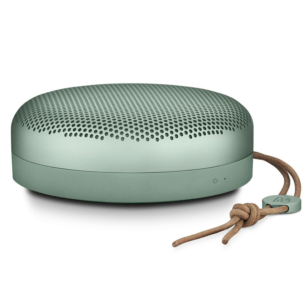 Bang & Olufsen BeoPlay A1 Portable Bluetooth Speaker (Steel Blue)