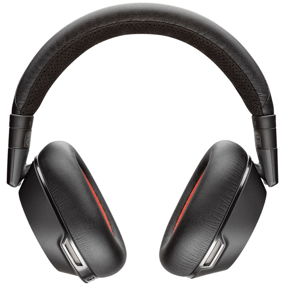 Plantronics Voyager 8200 UC Noise Cancelling Wireless Headset With USB Adaptor (Black)