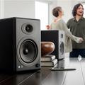 Audioengine A5+ Wireless Speaker System (Satin Black)