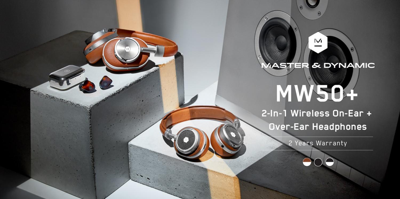 Master & Dynamic MW50+ Review