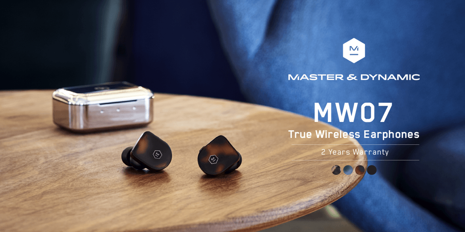Master & Dynamic MW07 Review