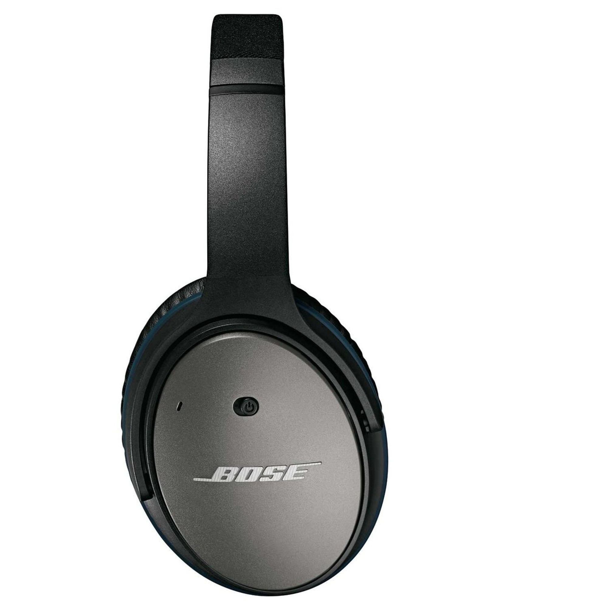 eb03b7e3220 ... Bose QuietComfort 25 Noise Cancelling Headphones For Apple & Android  Devices (Black) ...