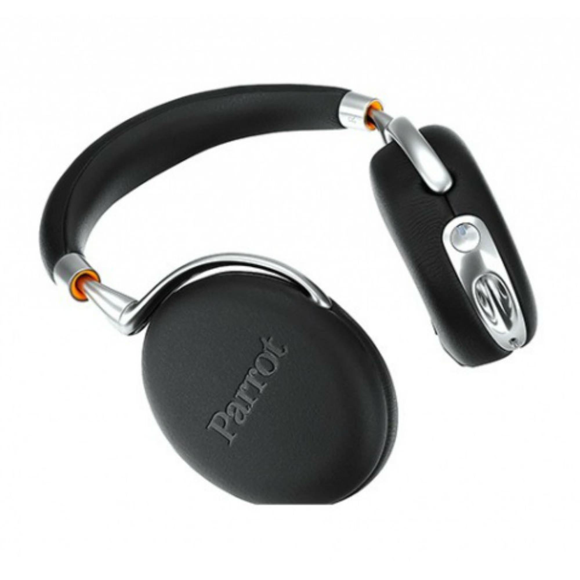 9063431c84f ... Parrot Zik 3 Wireless Noise Cancelling Headphones (Black Leather Grain)