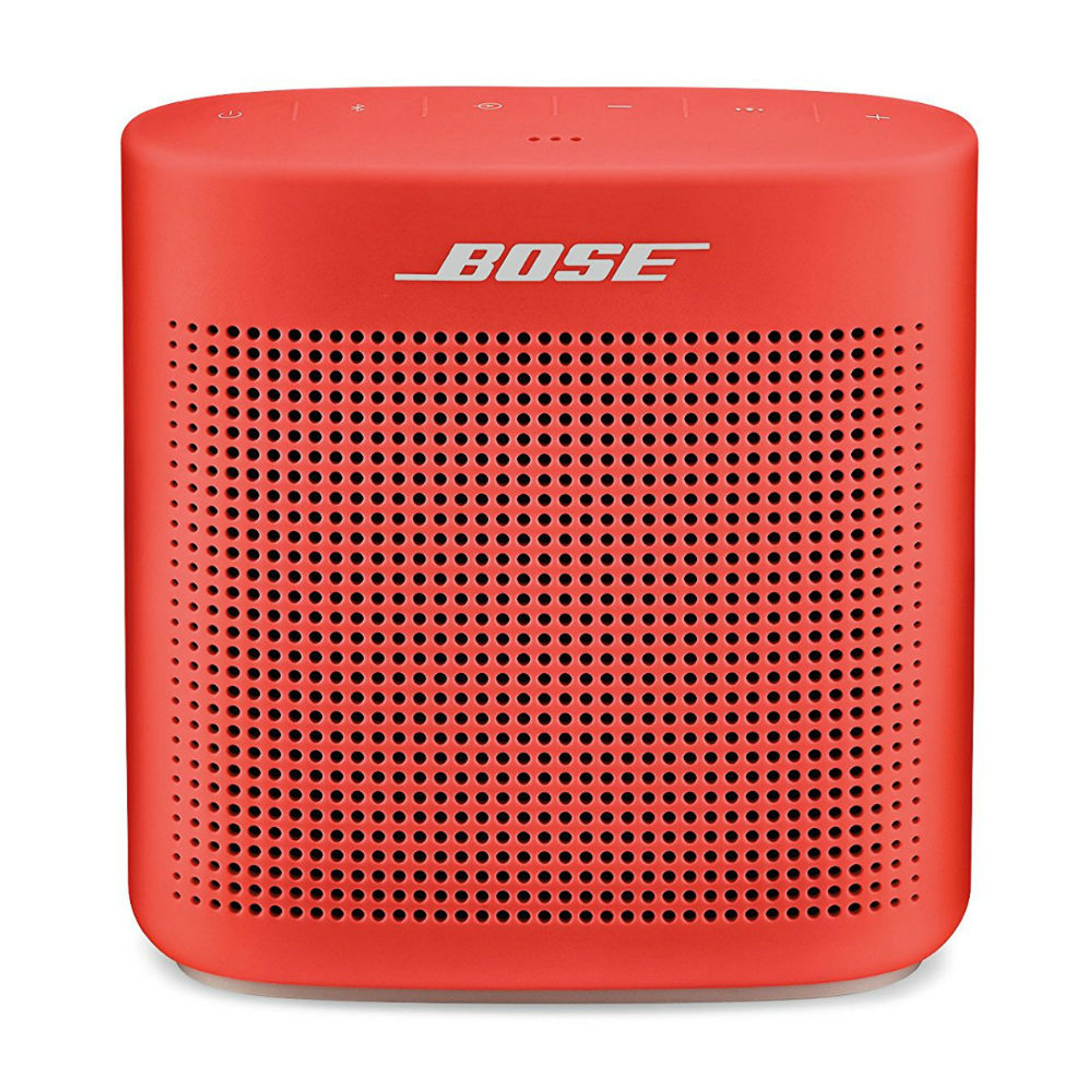 Bose Soundlink Color Bluetooth Speaker Ii Red Bose