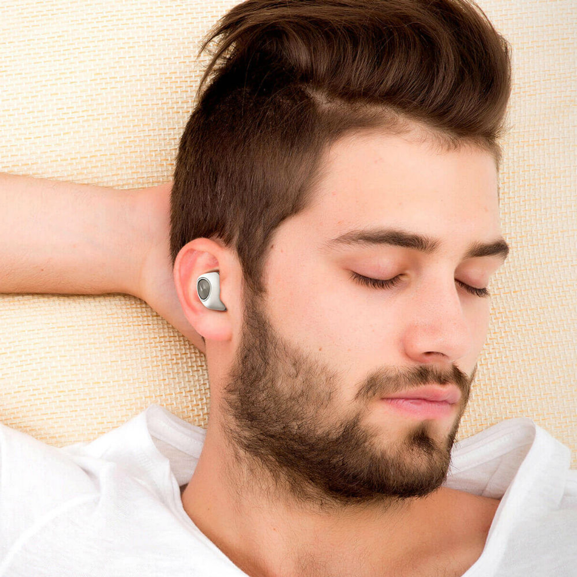Motorola VerveOnes ME (Music Edition) Wireless Earbuds ...