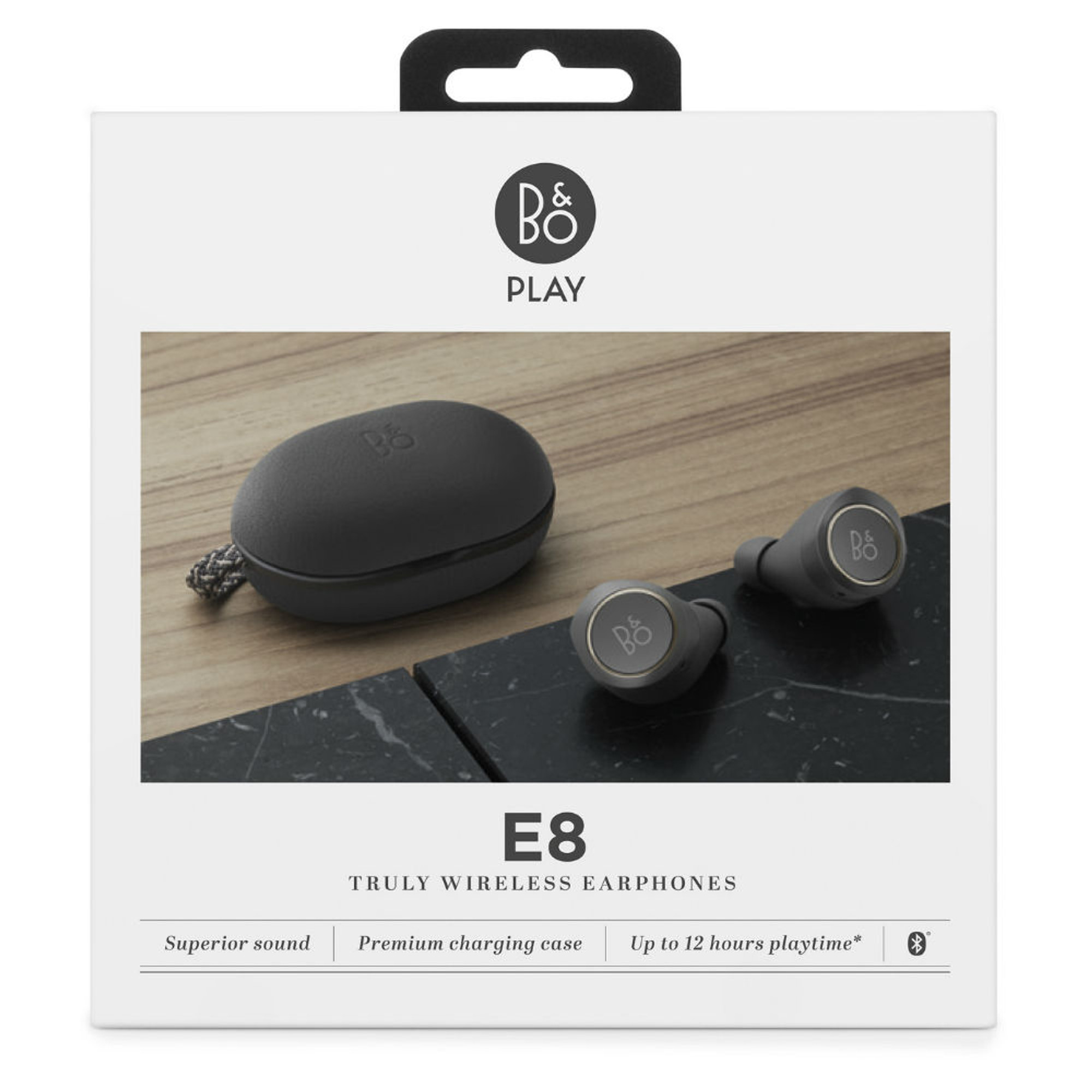 15b0d7df080 ... Bang & Olufsen BeoPlay E8 Premium True Wireless Earbuds (Charcoal Sand)  ...