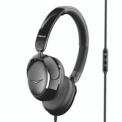 Image One (II) Black On-Ear Headphones