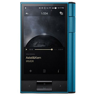Astell & Kern KANN High-Resolution Digital Audio Player (Eos Blue)