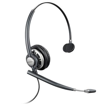 Plantronics EncorePro 710 Digital, Mono, Noise Cancelling Headset, HW710D