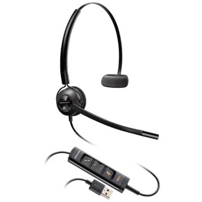 Plantronics EncorePro 545 USB, Monaural, Noise Canceling, HW545 USB
